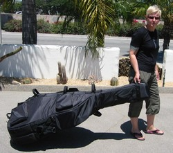 Bass Gig Bag by Presto  model CB60