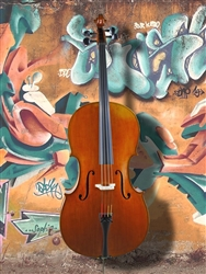 Calin Wultur Model #5 'Guarneri' 4/4 Cello