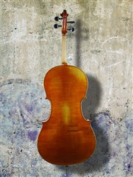 Calin Wultur Model #5 'Piatti Strad' 4/4 Cello