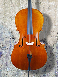 Calin Wultur model #6 'Piatti Stradivari' 4/4 Cello