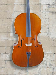 Calin Wultur Model #7 'Montagnana' - 4/4 Cello
