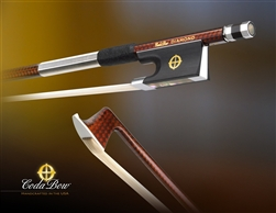 Violin Bow CodaBow GX 'Diamond series' - Graphite Weave