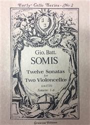 1 Cirri Six Concertos for 2 Celli /& 2 Violins  Vol