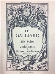 Five Sonatas for Violoncello /& Basso continuo  Vol 1 Ruvo