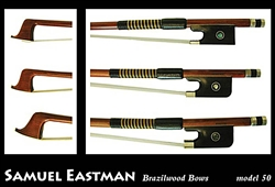 Cello Bow - Eastman Model 50 Brasilwood