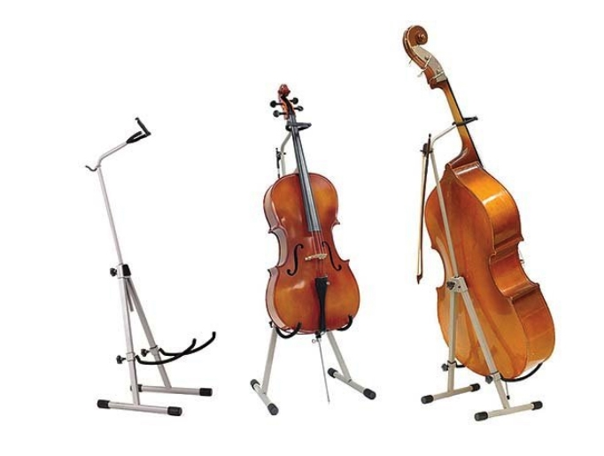 Ingles Sa22 Fully Adjustable Cello Or Double Bass Stand