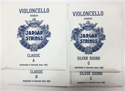 Cello StringsJargar Regular