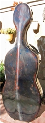 Cello Case Century Strings KH3300 Carbon