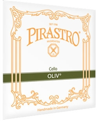 Cello Strings Pirastro Oliv Gut  - 4/4