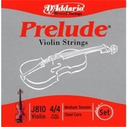 Prelude Violin String Set