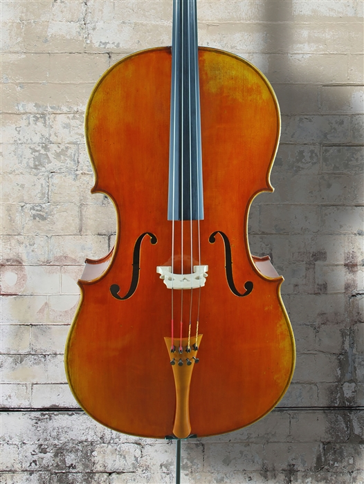 "Raul Emiliani model 928 ""Stradivari' 4/4 Cello"