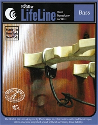 Realist Lifeline Piezo for Bass