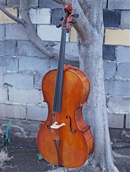 Thomas Ernst Cello