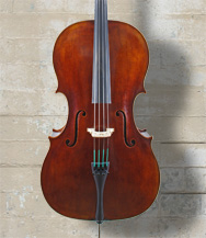 Vivo model 150E Rogeri 1717 Replica  4/4 Cello