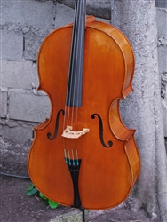 Cello - Wilhelm Klier Model 702 'Guarneri Del Gesu' fullsize