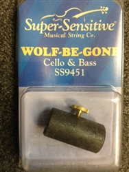 Cello wolf suppressor