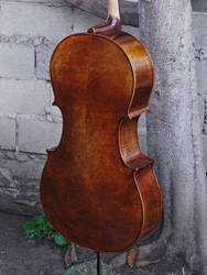 Wu Ling model 200 4/4 Cello (c)
