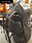 Cello Case Backpack Fiedler System