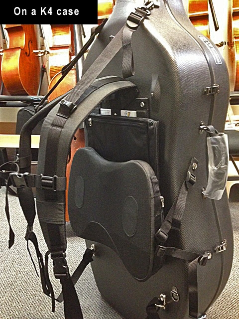 197f0f6d52 Cello Case Backpack Fiedler System