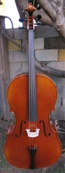 Cello Heinrich Gill model W3 'Strad' 4/4