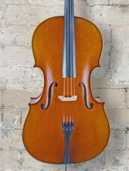 Wilhelm Klier cello