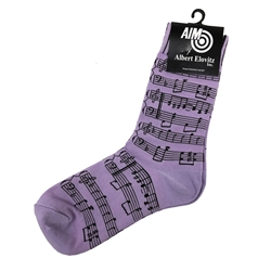 Womens Music Socks