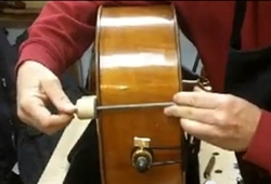 Seam Repair Kit for Cellos by Linda West.
