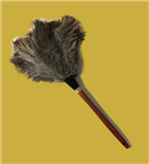"20"" Apex Line Royal Floss Ostrich Feather Duster (ALTAAP20FL)"
