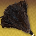 "20"" Apex Line Premium Ostrich Feather Duster - Gray (ALTAAP20G)"