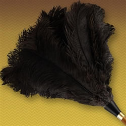 "28"" Apex Line Premium Ostrich Feather Duster - Gray (ALTAAP28G)"