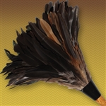 "14"" Tri-Secure Cocktail/Rooster Feather Duster (ALTACO14)"