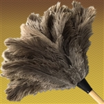 "25"" Soft Floss Ostrich Feather Duster"