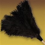 "28"" Premium Ostrich Feather Duster - (ALTALH28B)"