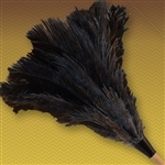 "28"" Quality Ostrich Feather Duster - (ALTALH28G)"