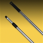 "Aluminum 2-Section Telescopic Extension Pole.  29"" and extends to 52""  (FDDPL70)"