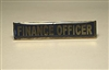 Finance Officer Bar