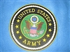 "ARMY 3"" Patch"