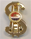 AMVETS Dollar Sign Money Clip