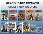 Gilad's 10-Day Cross-Training Cycle