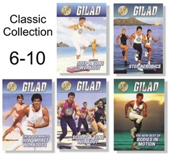 Gilad's Classic Collection 6-10