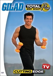 Gilad Cutting Edge workout dvd