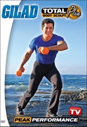 Gilad Peak Performance workout dvd