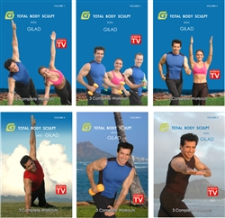 Total Body Sculpt 6 pack