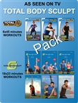 Gilad Total Body Sculpt pack