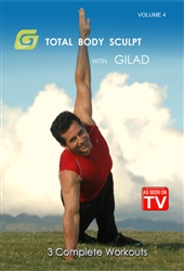 Gilad's Total Body Sculpt - as seen on TV