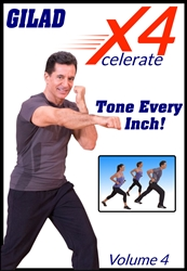 Gilad's Xcelerate-4 - Vol 4 - Strength in Motion