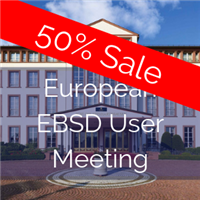 European EBSD User Meeting Frankfurt 30th Sept - 2nd Oct 2019