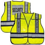 Security Public Safety Vests