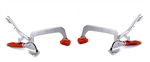 "EZSMART Bench Clamp 6"" 2 Pack"