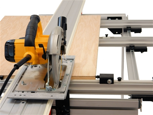 Circular Saw Guide Rail Wooden Clamps Wood Clamps Panel